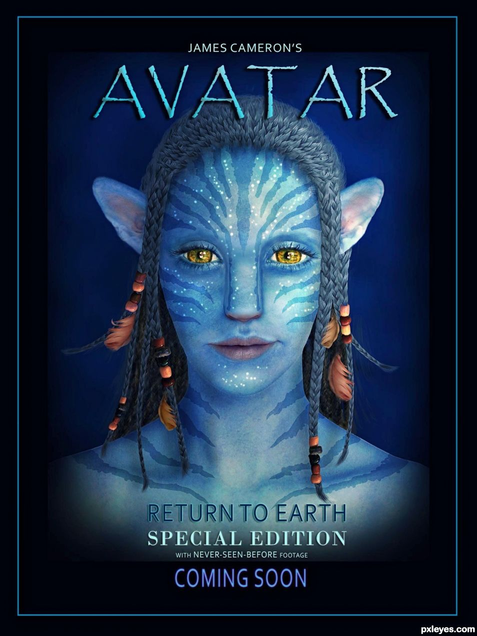 Creation of Avatar: Final Result