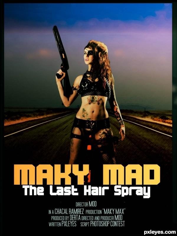 Maky Mad