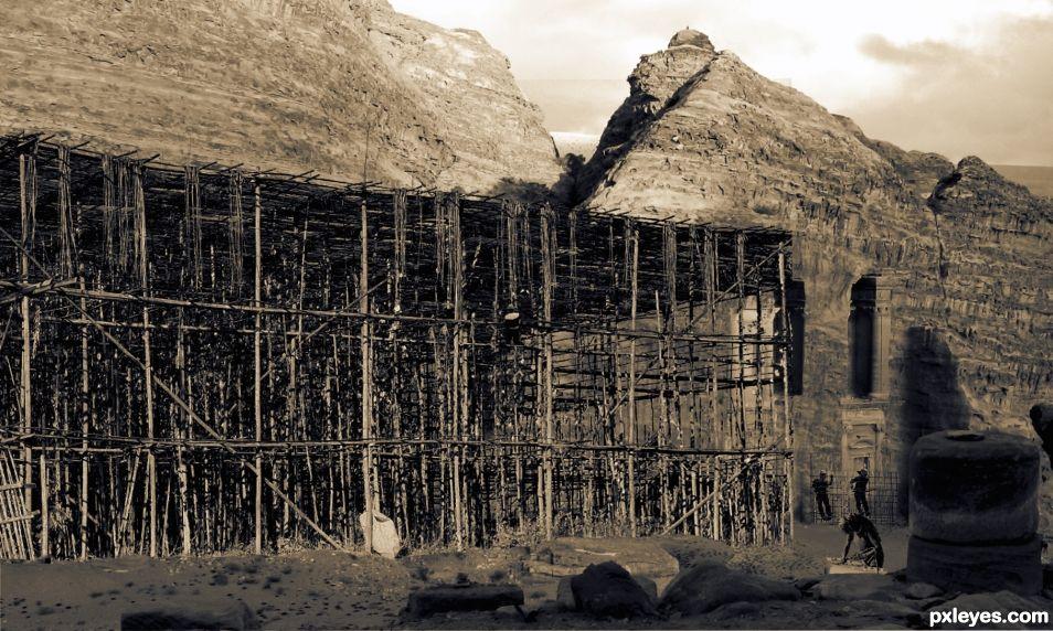 Building Petra