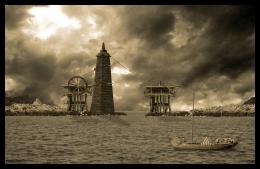 Lighthouse On Pharos