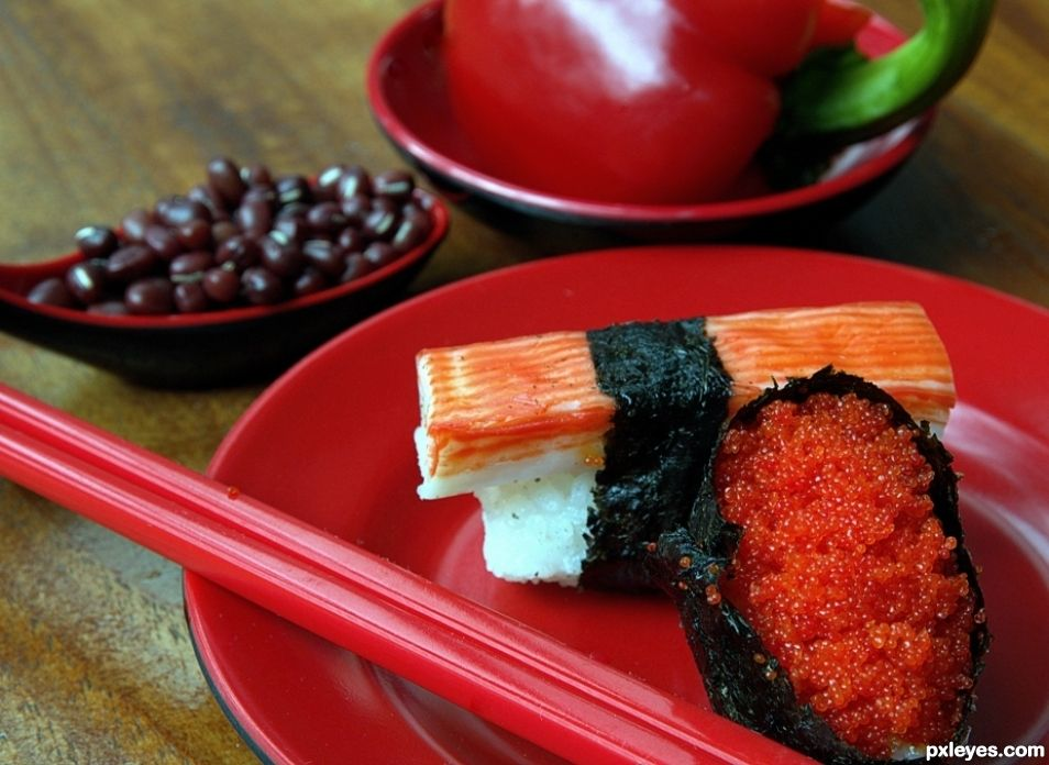 Red Hot Sushi