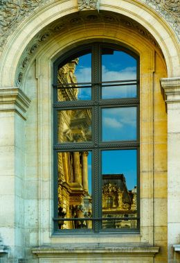 A Reflection in Paris