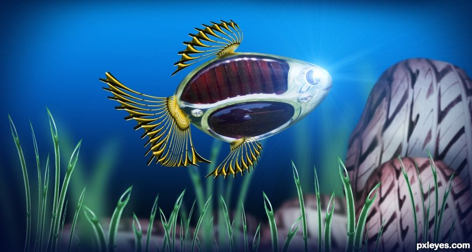 Fish Reflector