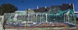 Mossbrae Falls Dunsmuir CA Picture