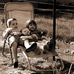 Childrenrelaxing