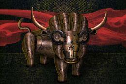 Bronze El Toro