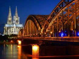 Cathedral in Cologne / Germany