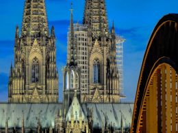 St. Peter, Cologne (Germany)