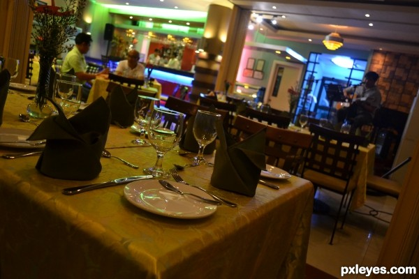 Fine Dining in ph