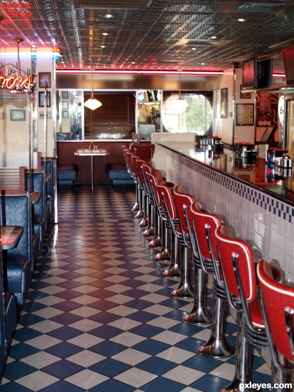 Loukas Diner Nj Usa