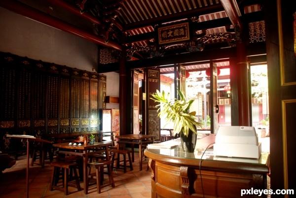antique restaurant