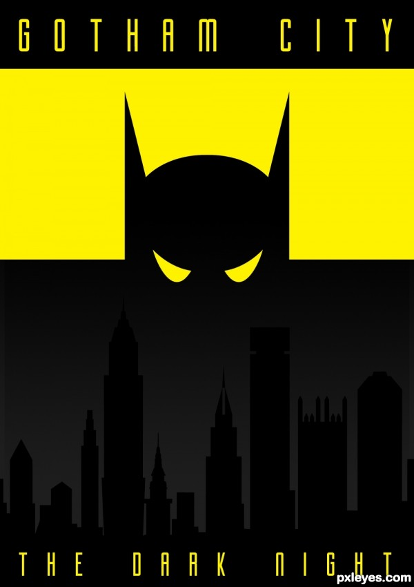 The Dark Knight of Gotham