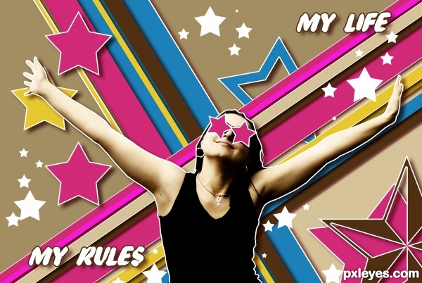 my life - my rules