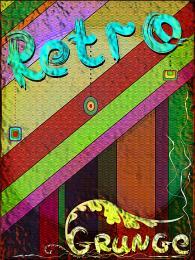 RetroGrungePoster