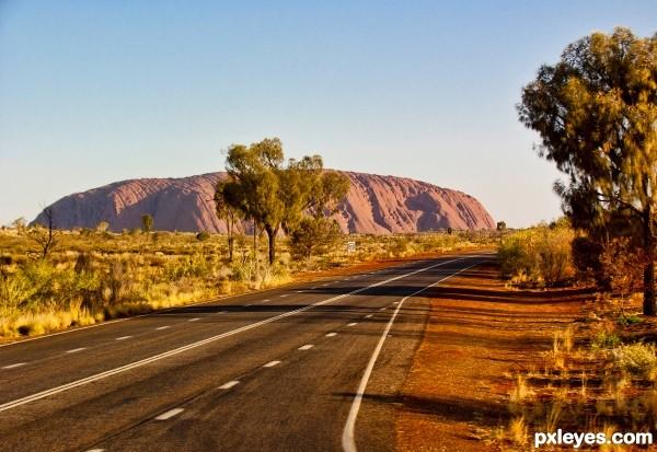 Roar to Uluru