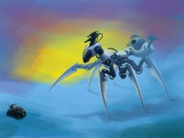 Ant Robo