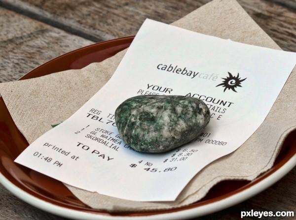 Usefull rock