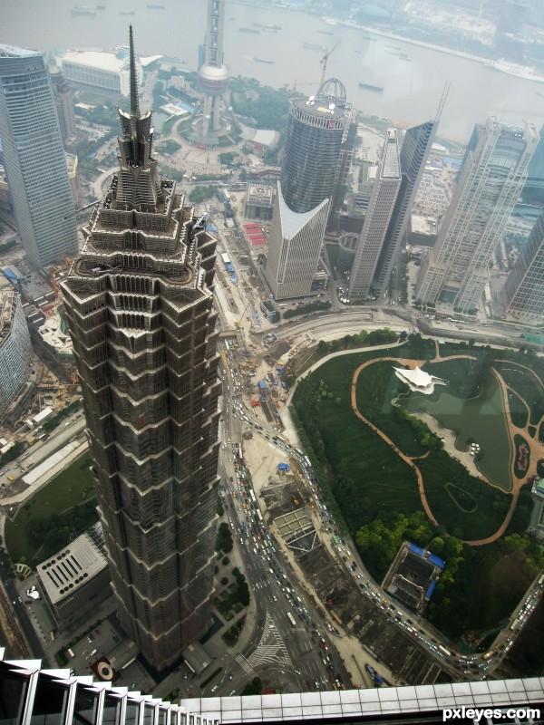 Shanghai Rooftops