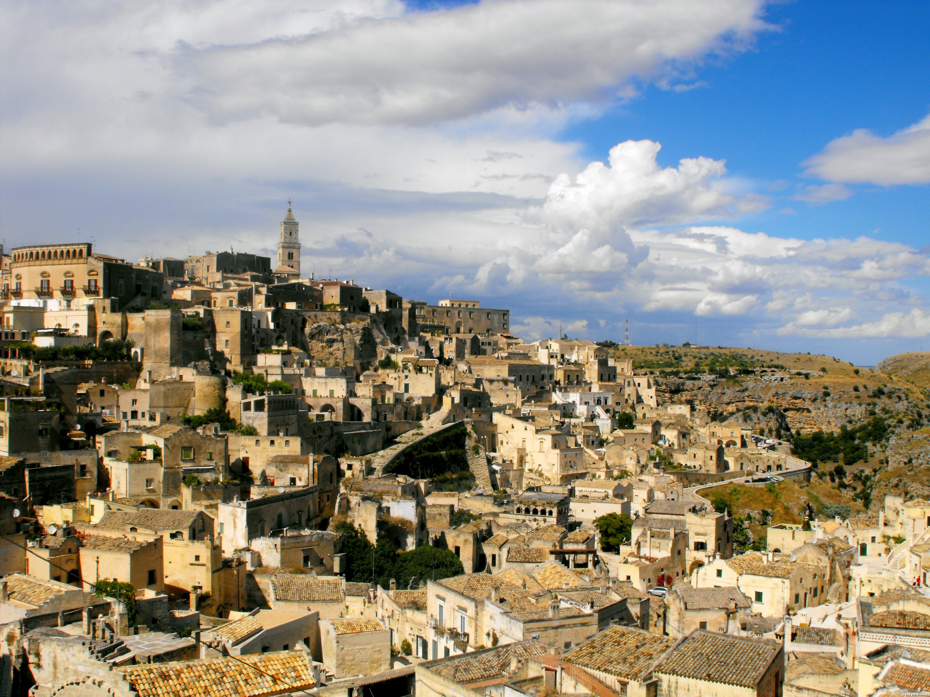 sassi di matera italy picture by sebykxxx for rooftops