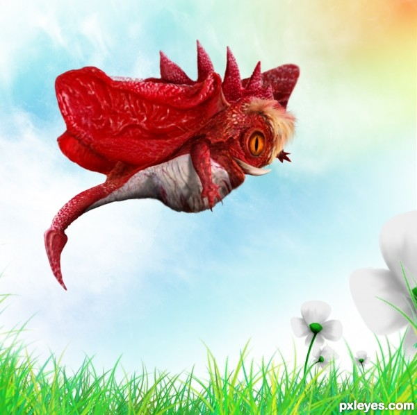 how to train your dragon photoshop picture