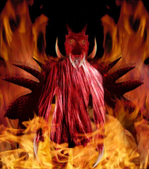 d evil roost