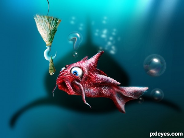 Nemo... part 2 :) photoshop picture
