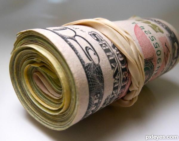 Cheap money clip