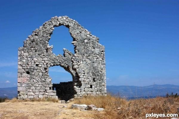 Ruins are attractive
