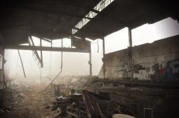 Post Apocalypse at the Packard Factory Picture