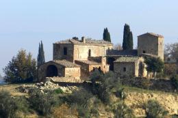 Ruin in Tuscany