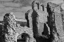 Dunwich Church Ruins