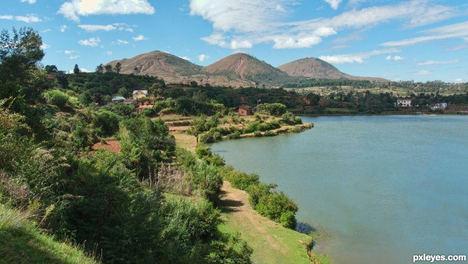 Madagascar, Betafo lake