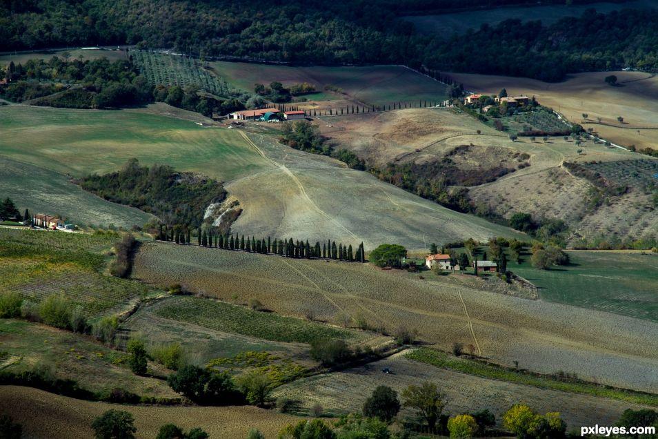 Val dOrcia
