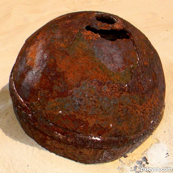 Rusted Sphere
