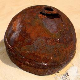 RustedSphere