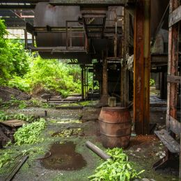 RustedStructure