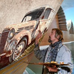 Muralpaintwork