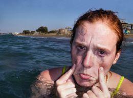 My Rimmel was not waterproof !