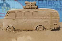 sand bus Picture