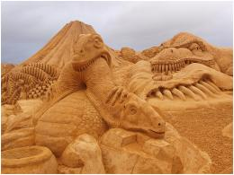 Sanddinosaurs