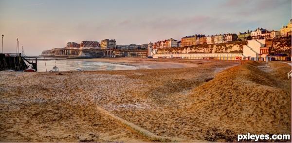 Broadstairs Beach