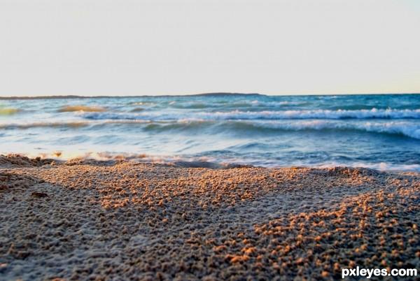 Popcorn Beach