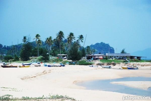 terengganu beach