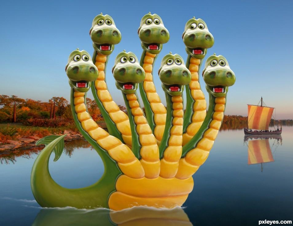 A Hydra Named Horace