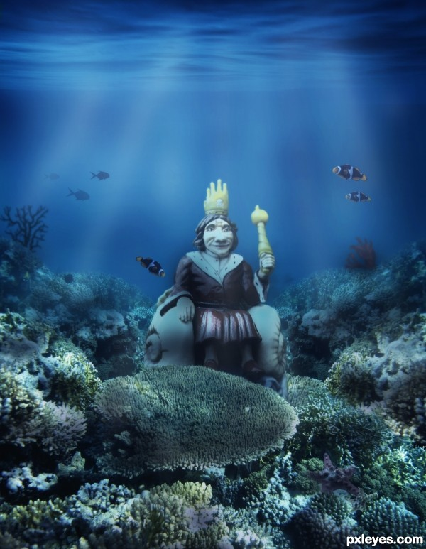 King of the seabed