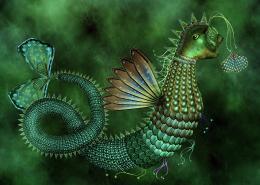 Deep Waters Monster