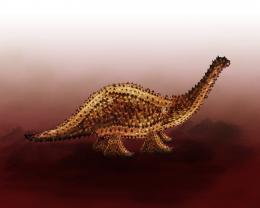 Dinomockup
