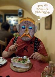 Haveyoueatenthestarfish
