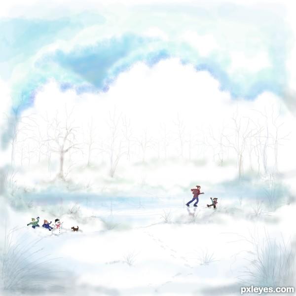 winter...fun