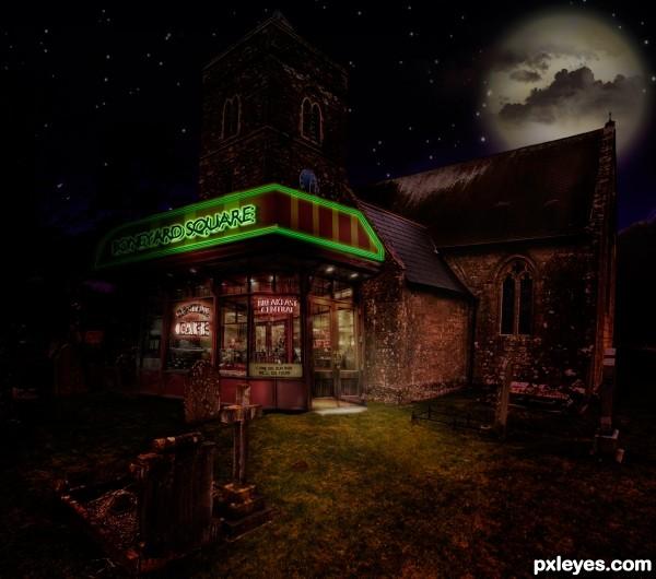 Deadmans Cafe Revisited